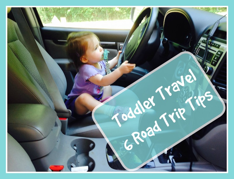 6 Top Tips For Road Trips With Kids